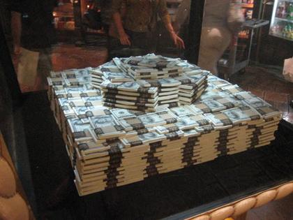 1 Million Dollars in Cash!