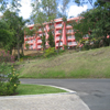 One of the resorts buildings